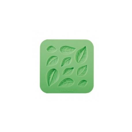 Molde silicone DELÍCIA DECO, folhas