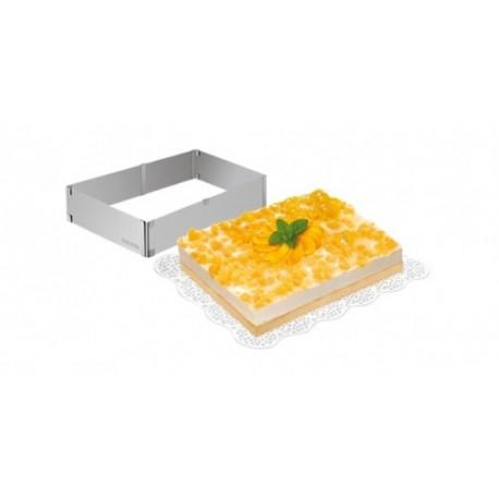 Forma rectangular ajustável DELÍCIA
