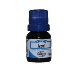 Corante líquido Azul arcolor 10 ml