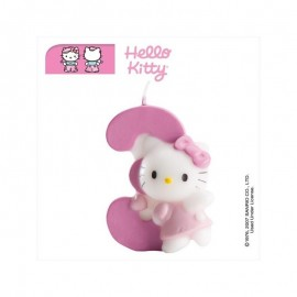 Vela Hello Kitty nº 3