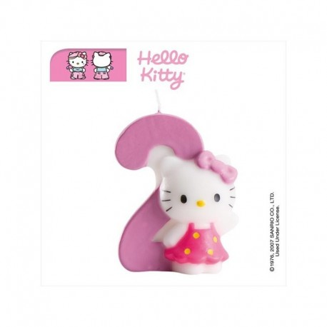 Vela Hello Kitty nº 2