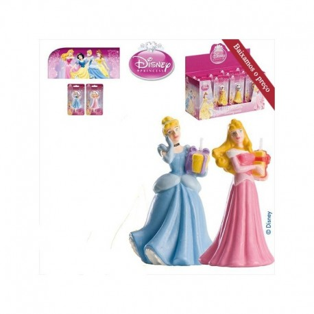 Vela princesa Aurora (Rosa)