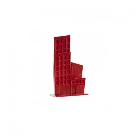 Edficio vermelho Homem aranha 12 cm