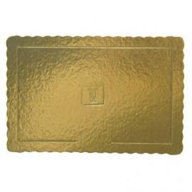 Base cartão dupla face dourada-preto 44x54 cm