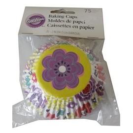 Petifur Cupcake Wilton 75 unid. flores