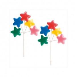 Balões PVC estrela decoração dekora