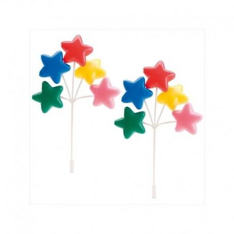 Balões PVC estrela