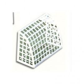 Baliza PVC 5x4,5 cm decoração bolo futebol