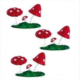 Cogumelos PVC