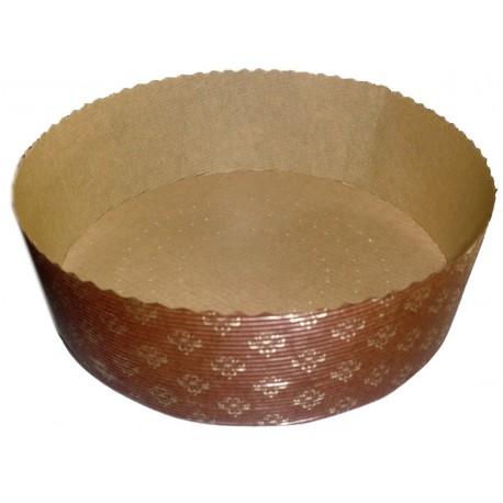 Forma Papel Castanha 21x6,4 cms