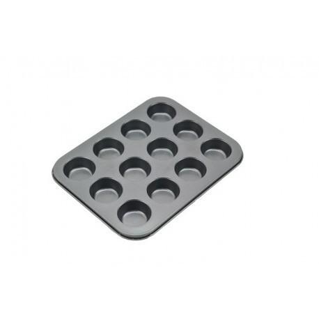 Forma anti-aderente 12 queques