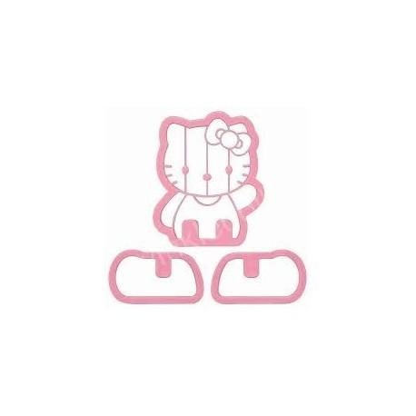 Cortador marcador Hello Kitty 3D