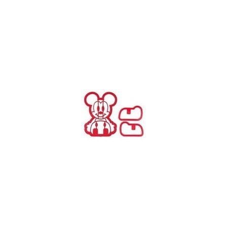 Cortante marcador Mickey 3D