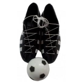 Chuteiras futebol com bola