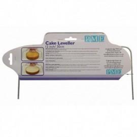 Nivelador/cortador bolos 30 cm PME