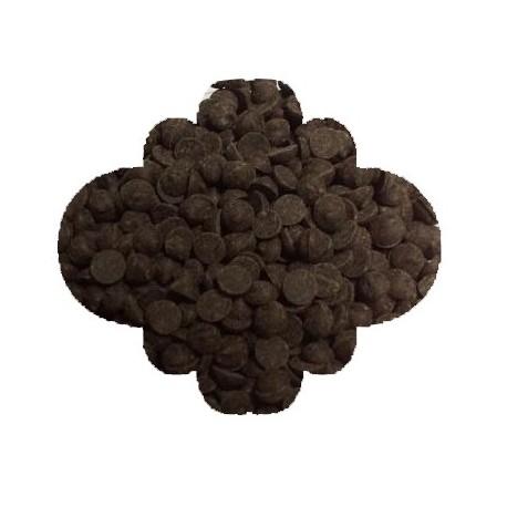 Pepitas chocolate 46% cacau - 100 gr.