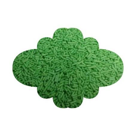 Granulado vermecelli verde 100 gr.