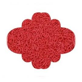 Granulado vermecelli vermelho 100 gr.