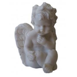 Anjo - Anjinho branco 5 cm