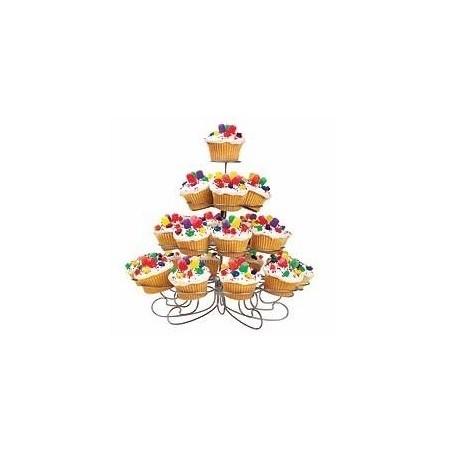 Expositor 23 cupcakes Wilton