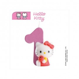 Vela Hello Kitty nº 1