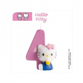 Vela Hello Kitty nº 4