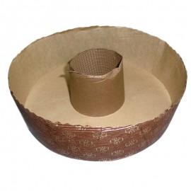 Forma Papel Castanha 21,2x6 cms com buraco