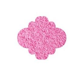 Granulado vermecelli rosa 100 gr.