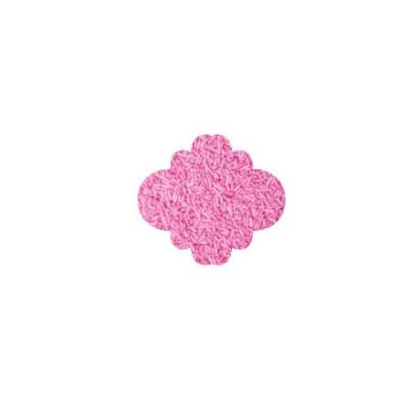 Granulado vermecelli rosa 200 gr.