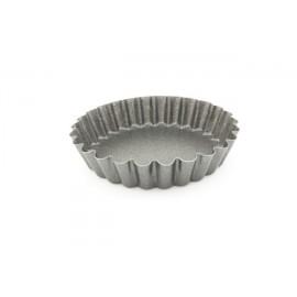 Forma tartlete fundo fixo antiaderente 10x2 cm