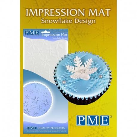 Tela de Impressão Floco de neve PME