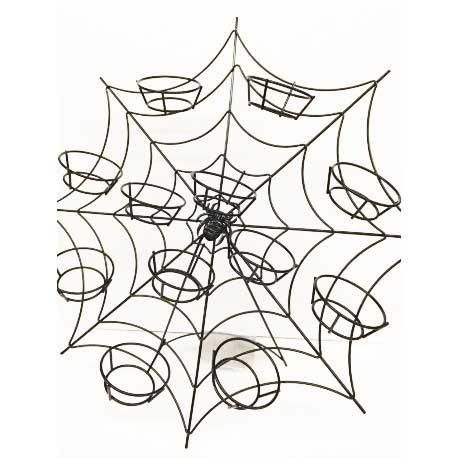 Expositor 12 cupcakes - homem aranha