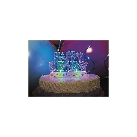 Decoração Happy Birthday