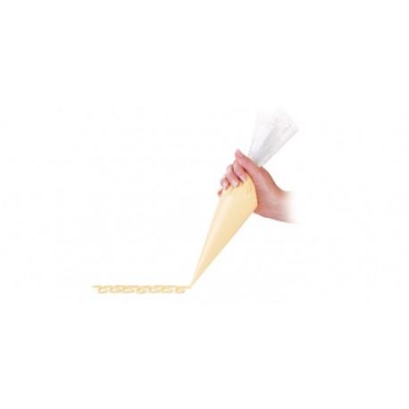 Saco pasteleiro descartável 40 cm - 10 unid. Tescoma