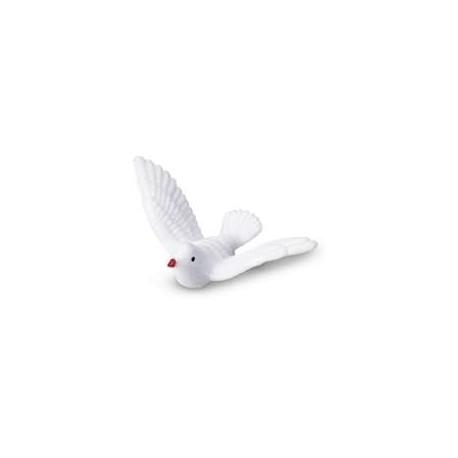 Pombas brancas 5 cm - unid. Stadter