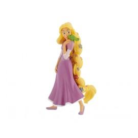 Rapunzel com flores cabelo 10 cms Bullyland