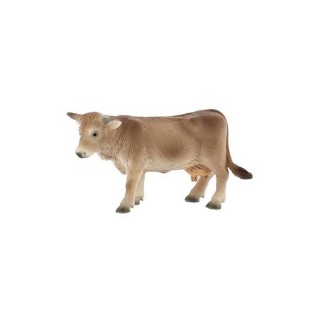 Vaca dos Alpes Liesel - animais da quinta - Bullyland