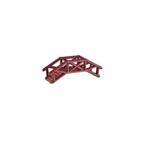 Ponte castanha PVC dekora - unid.