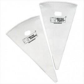 Saco pasteleiro thermo silver 6-55
