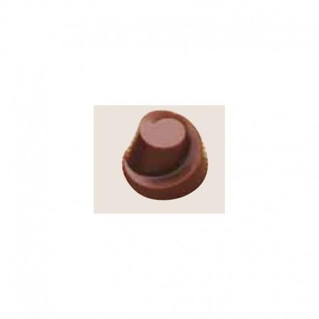 Molde policarbonato bombons espiral Martellato