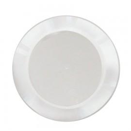 Prato acrìlico para molotof com 27 cm base
