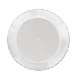 Prato acrìlico para pudim - molotof 29 cm