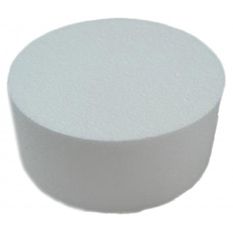 Esferovite redondo 20x8 cm