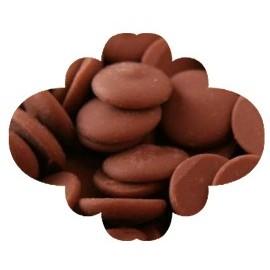 Pastilha chocolate de leite 250 gr. sucedâneo