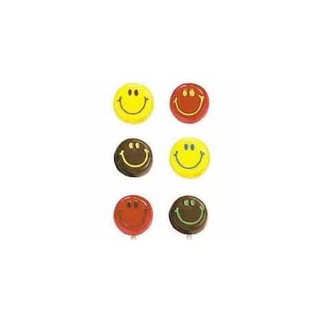 Molde Bombons Lollipops C/ 2 Corações Wilton