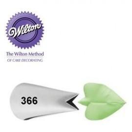 Bico (boquilha) 366 Wilton - Folha