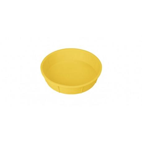 Forma silicone bolo lisa 28 cm diâmetro Tescoma