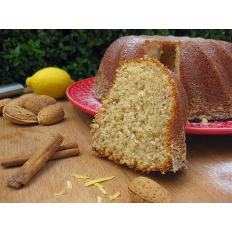 Preparado bolo de amêndoa 1 kg
