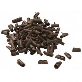 Rizos chocolate negro 50% cacau 100 gr.
