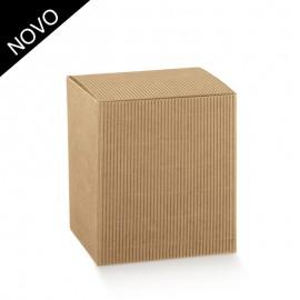 Caixa avana com 10x10x10 cm